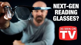 One Power Readers: Auto-Adjusting Reading Glasses?