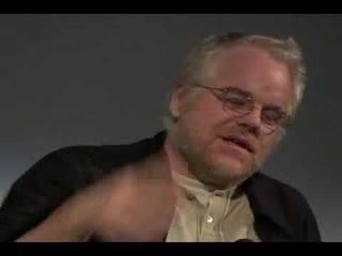 THE SAVAGES: Philip Seymour Hoffman On 'Structure'