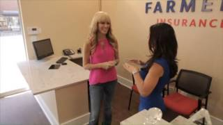 Sandra Cavoto- Farmers Insurance Agent: Office Reveal 2013
