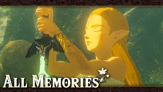 All Memories in The Legend of Zelda: Breath of the Wild