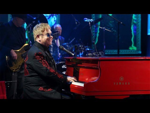 Elton John - Looking Up
