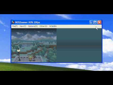 Pokemon Black 2 or White 2 (U) North America AP fix no$gba no$zoomer.avi