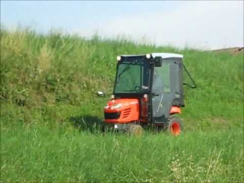 CAB FOR KUBOTA BX