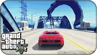 Vais a Pillar!! Wallride Vertical - CARRERA GTA 5 ONLINE