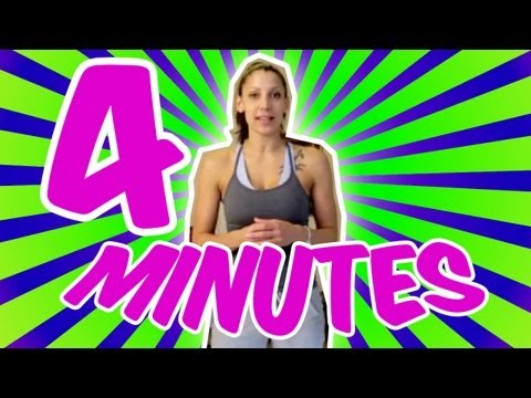BURN FAT FAST Tabata Workout : You Have 4 Minutes #1 - BEXLIFE