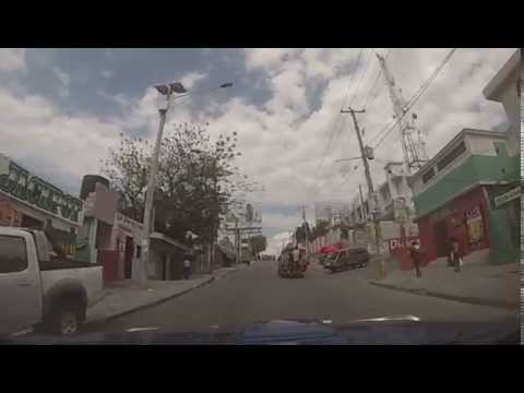 Port-au-Prince Haiti - Avenue Martin Luther King / Nazon - February 2015