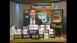 Mobile & Pensacola Station IDs and promos 1987-2000