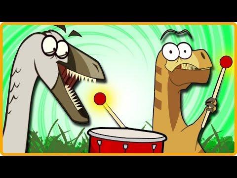 I'm a Dinosaur - Sinornithoides   HooplaKidz TV