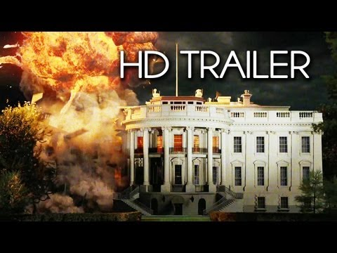 Olympus Has Fallen -- Official Hd Trailer (commentary & Review) #jpmn video