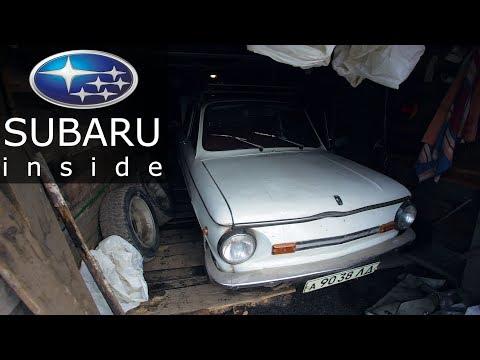 Запорожец с двигателем SUBARU // SUBAрожец
