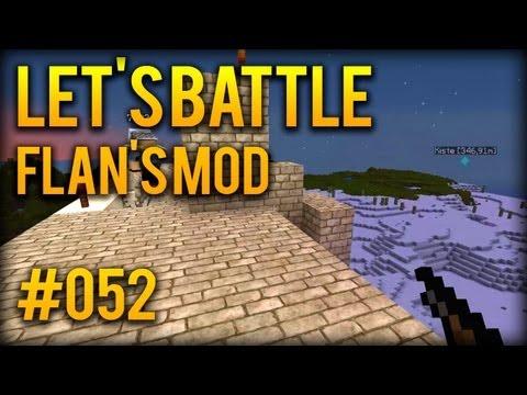 Let's Battle Minecraft S8 - #052 - Vernichtor 5000 [Flan's Mod . Staffel 8]