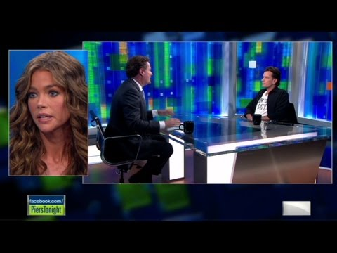 CNN Official Interview: Denise Richards on loving Charlie Sheen
