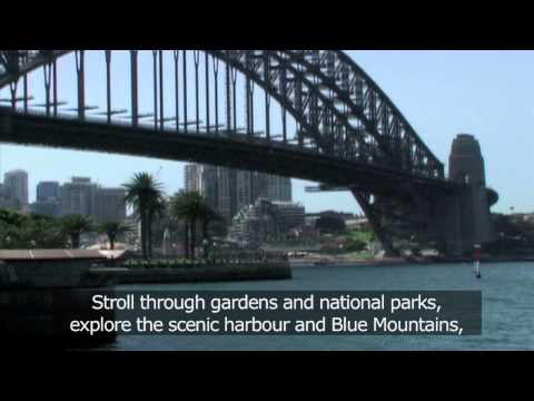 Travel City Guide - Sydney Attractions