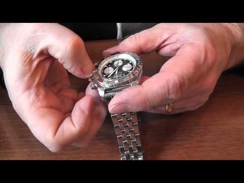 Bob's Blog: Breitling B01 Watches.