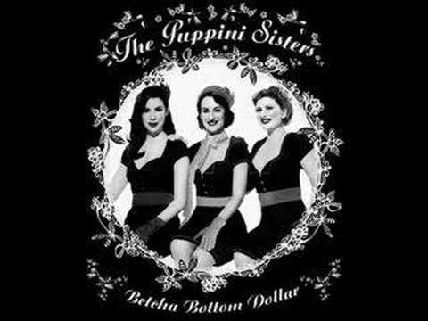 The Puppini Sisters  Mr Sandman