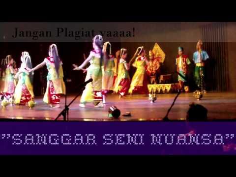 Tari Tradisional Kalimantan Selatan tari Manginang. Sanggar Seni Nuansa Kota Banjarmasin. video