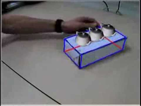 a real time tracker for markerless augmented For real-time accurate 3d camera tracking ∗  this results in a real-time 3-d  tracking algorithm  real-time tracker for markerless augmented reality.