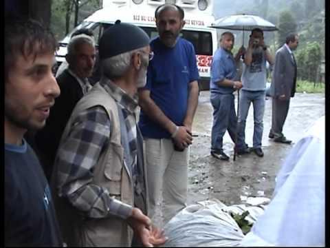 Yağmur Çamur Demeden 2 - İbrahim Kartal - Rize Çayeli - 2007