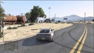 GTA 5 Cheats: Spawn Rapid GT 'Hack/Glitchs'