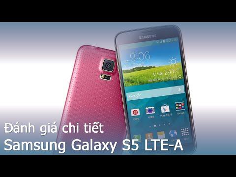 [Review dạo] Đánh giá chi tiết Samsung Galaxy S5 LTE A G906