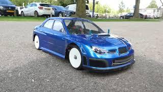 FAST rc car racing edit, Traxxas Tamiya tt01