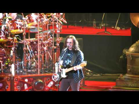 RUSH - Spirit of Radio - Toronto - Air Canada Centre (ACC) - Oct 16, 2012 Clockwork Angels