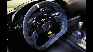 HOW TO: S2000 Steering Wheel & Quick Release Install