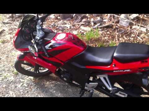 My Honda CBR125R 2007