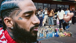 Nipsey Hussle Suspect RELEASED BY LAPD!