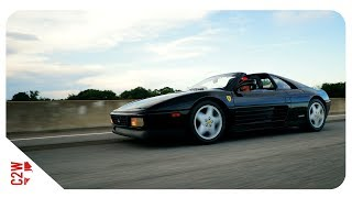 The unobtainable car | Ferrari 348ts
