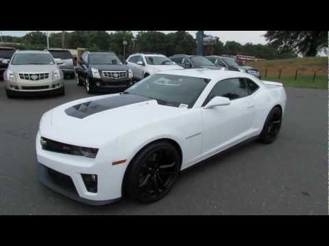 2012 Chevrolet Camaro ZL1 Start Up, Exhaust, and In Depth Review