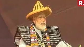 PM Narendra Modi Speech In Itanagar l Full Speech