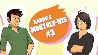 Randowis QnA! #2 (Rando's MonthlyWis Episode 3)