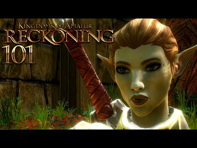KINGDOMS OF AMALUR [WQHD] #101 - Sokoban