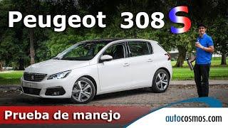 Peugeot 308 S Allure Plus a prueba | Autocosmos