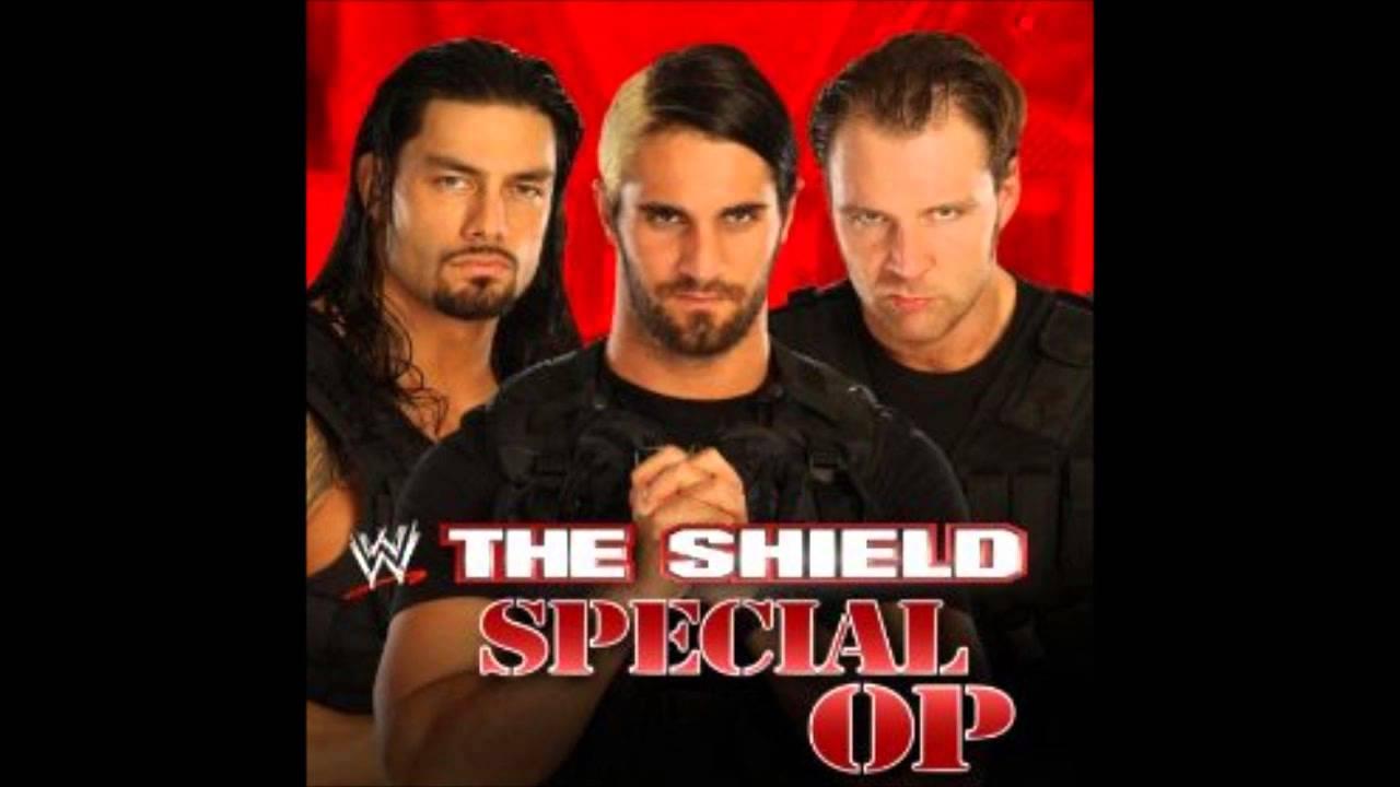 WWE Shield Theme Song On The Streets Lyrics | Lyrics Junction