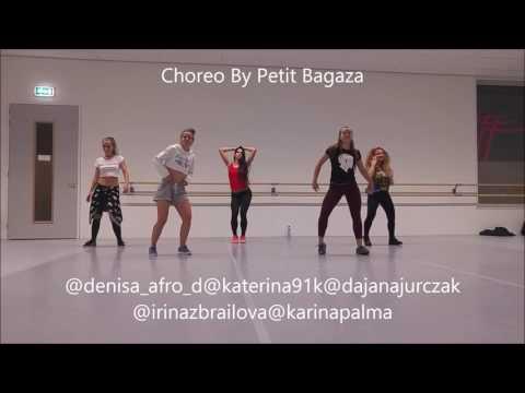 Bibinho De Gaucho - I Love you    Choreo By Petit Afro    Class Video