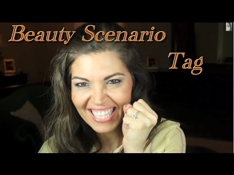Beauty Scenario Tag