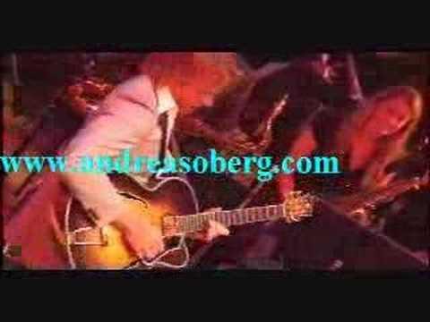 ANDREAS OBERG JAZZ GUITAR LIVE