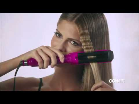 Conair® Steam Waver™ How-To Video