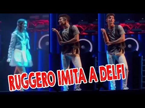 Ruggero Pasquarelli Imita a Delfi (Malena Ratner)