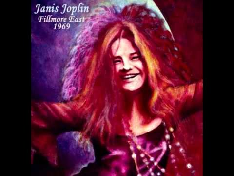 Ball And Chain Janis Joplin Live Fillmore East 1969