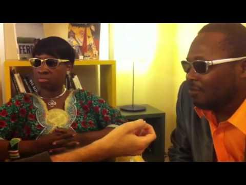 Video intervista a Amadou & Mariam