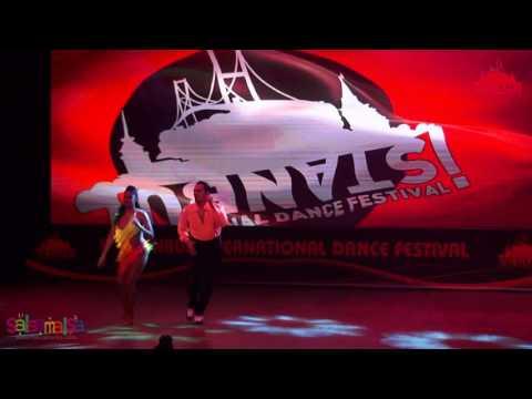 Adolfo & Tania Show | IIDF 2016