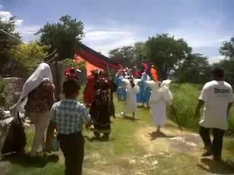 Santa Maria Chigmecatitlan Puebla La Batalla De Las Moras Y Cristianas