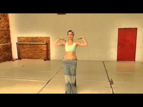 DO BELLY DANCE CHALLENGE #4 Heer Ranjha by Vanessa Biddulph