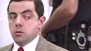 Police Trouble | Funny Clips | Classic Mr. Bean