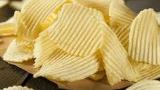 Crinkle fries recipe