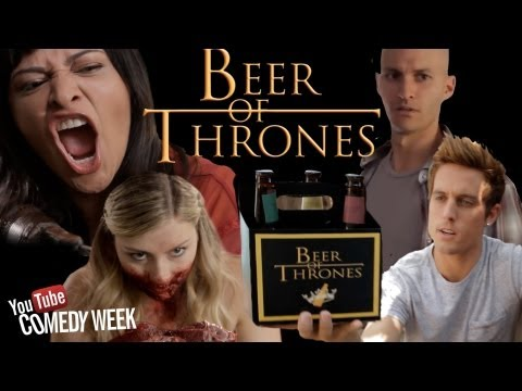 Comedy: Beer of Thrones (Game of Thrones beer parody)