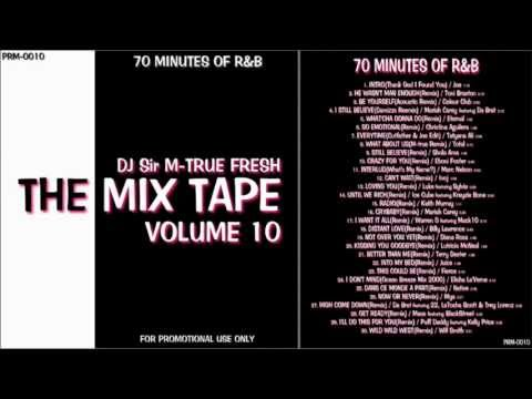 Rnb Non Stop Mix the Mix Tape Vol.10 70 Minutes Of R&b video